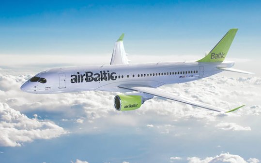 New airBaltic Direct Routes from Tallinn and Vilnius as of Summer 2020
