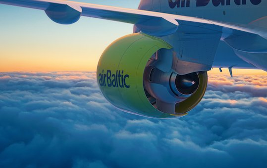 New airBaltic Record – 5 Million Passengers in 2019