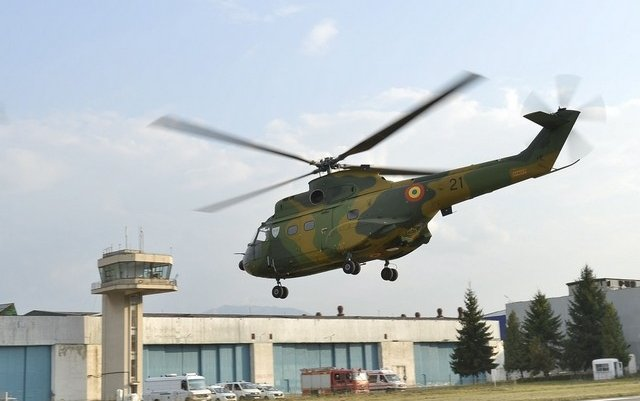 New Airbus helicopter plant in Romania tightens European defence unity