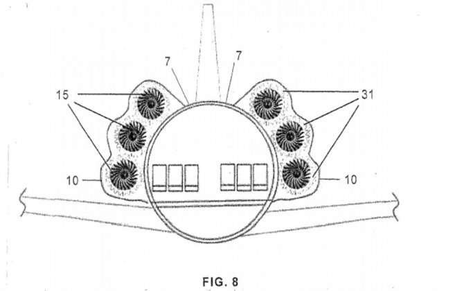 New Airbus Patent Wants To Put Jet Engines In Your Face
