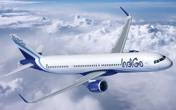 New Airbus Record order  by IndiGo