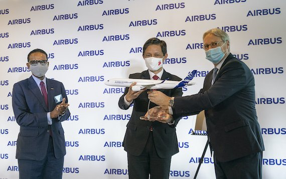 New Airbus Singapore Campus officially inaugurated