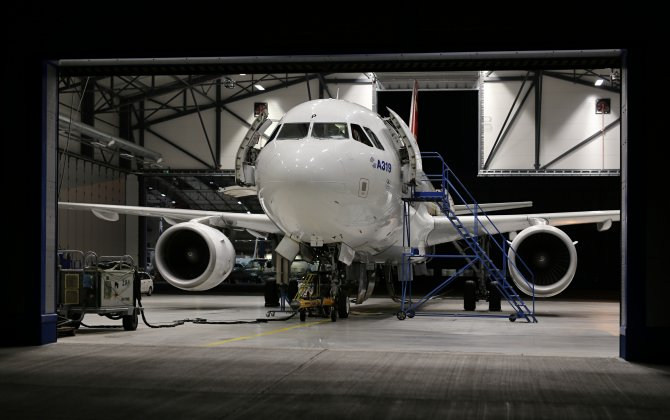 New Aircraft Maintenance Season with New Hangar by Czech Airlines Technics