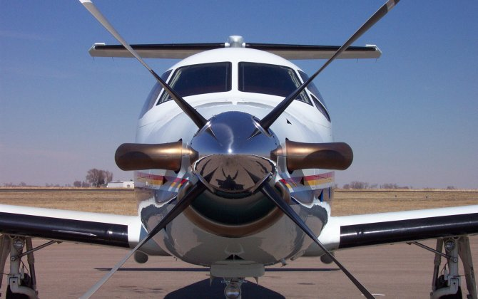 New anti-skid braking system launched for Pilatus PC-12