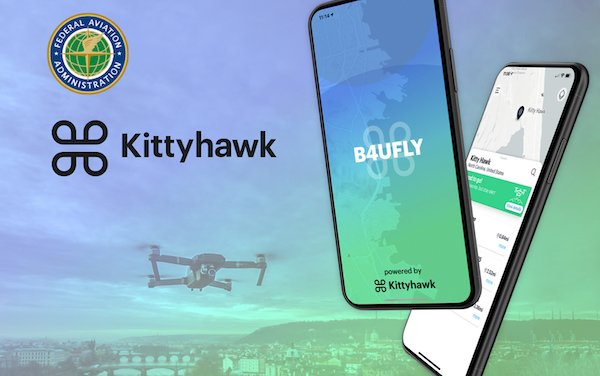 New B4UFLY App to Provide Airspace Safety Awareness to Drone Fliers