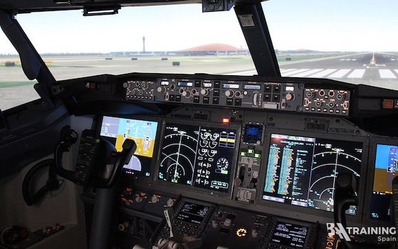 New Boeing 737 MAX Type Rating Program - BAA Training