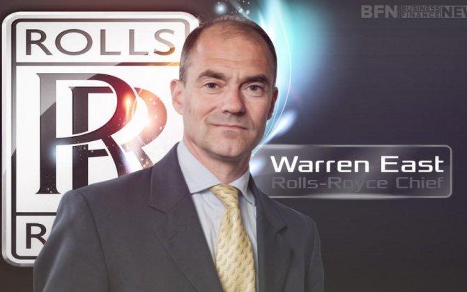 New Boss To Simplify Rolls-Royce