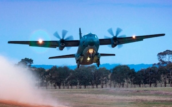 New C-27J Spartan baseline configuration performs first flight