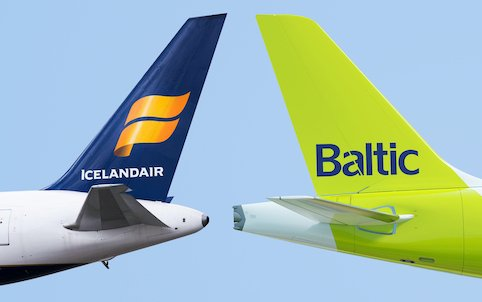 New codeshare agreement: airBaltic and Icelandair