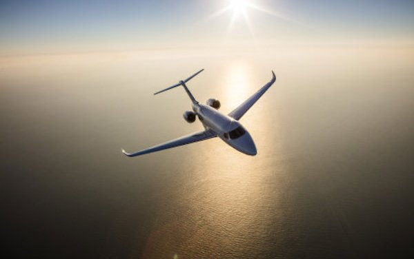 New Dimension with Cessna Citation Longitude