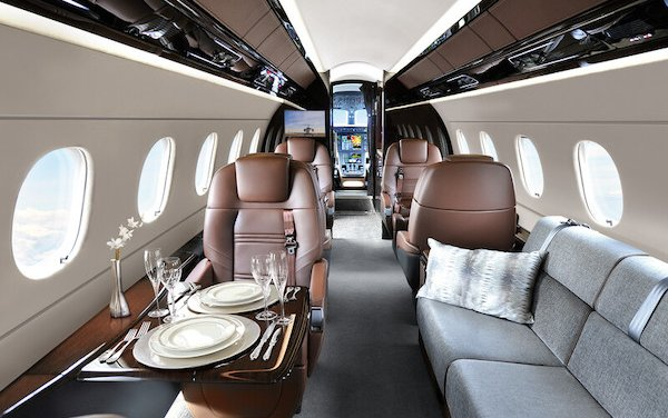 New Embraer Showroom for Business Jet Customization presented at LABACE