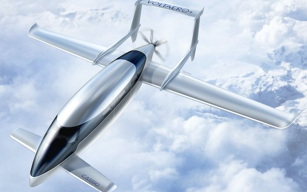 New era in electric aviation: VoltAero production-version Cassio hybrid-electric aircraft