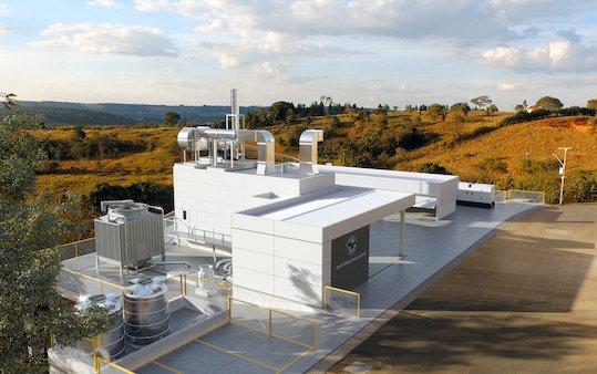 New Facility inaugurated by  Pratt & Whitney & Indύstria de Aviação e Serviços