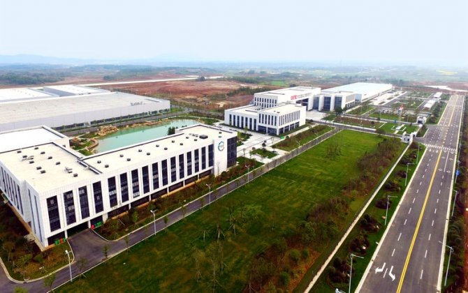 New factory for Diamond Aircraft in China