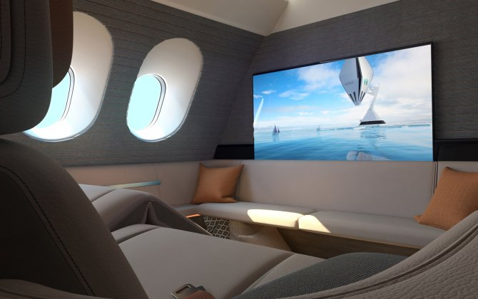 New First Spaces Seat Will Rival Etihad's First Apartment