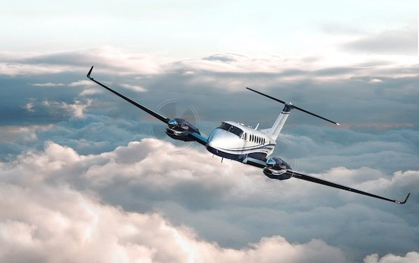 New Flagship of the best-selling turboprop family - Beechcraft King Air 360