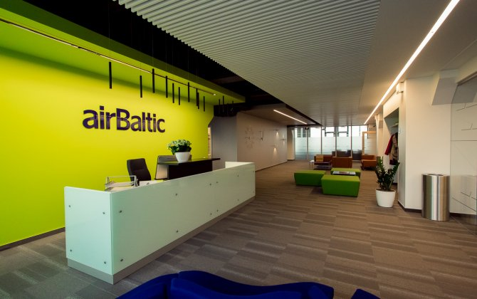 New Headquarters and Crew Centre for airBaltic