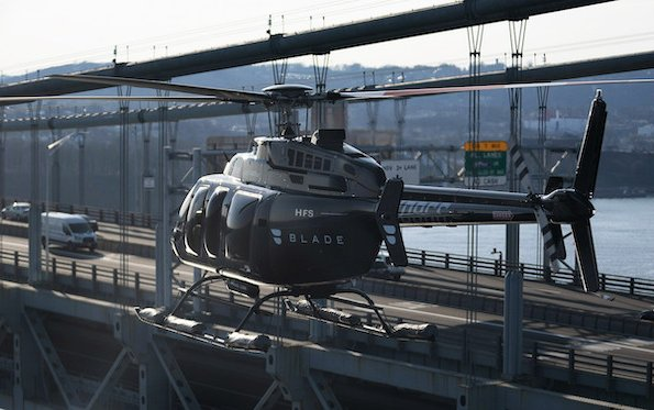 New Helicopter Service from BLADE Now Includes All NYC Area Airports