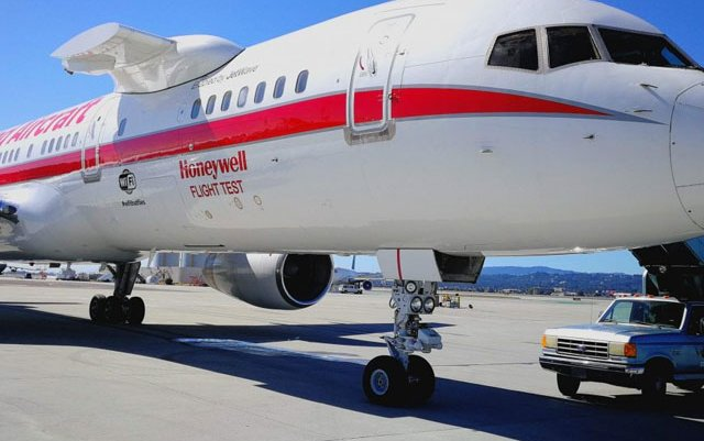 New Honeywell Self-diagnosing Sensors Improve Performance And Safety Of Aircraft Systems
