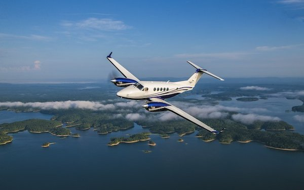New interiors & cabin amenities for Beechcraft King Air 260 twin turboprops