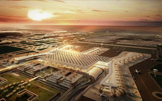 New Istanbul airport will handle 30,000 suitcases by the hour