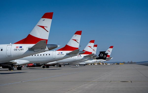 New Landing Bans force Austrian Airlines to cancel flights