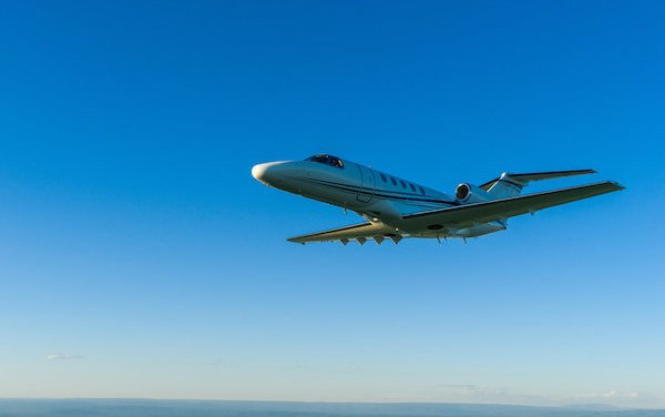 New leader in the Line-Up - Cessna Citation CJ4 Gen2