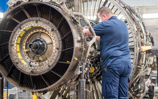 New Lufthansa Technik repair station for Mobile Engine Services in Dublin