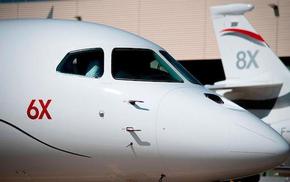 New models, cutting edge technologies  and cabin comfort  - Dassault Aviation at NBAA- BACE