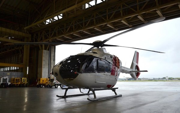 New Nakanihon Air Service helicopter will be dedicated for EMS operations