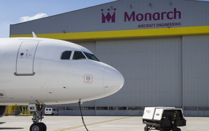 New ownership and bright future for Monarch Aircraft Engineering