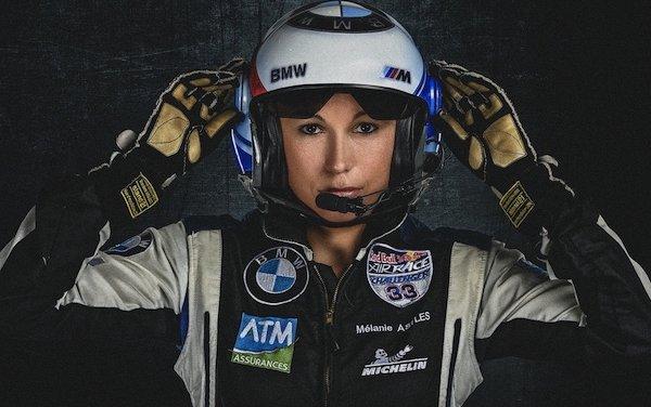 New partnership - Alsim and F1 pilot of the Sky Mélanie Astles