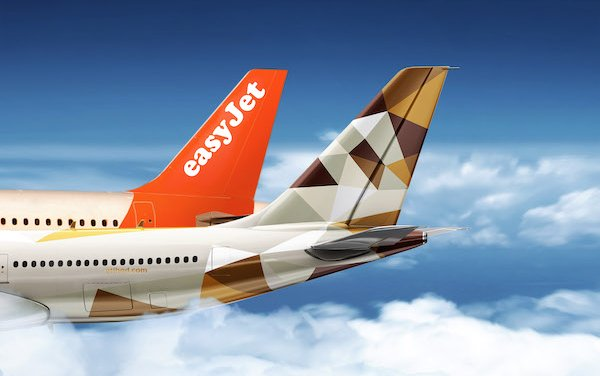 New  partnership - Etihad Airways and easyJet