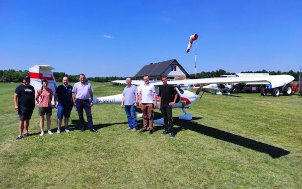New Pipistrel Virus SW will be used for the Military University of Technology research