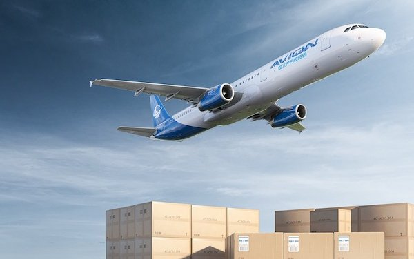 New player on cargo transportation market - Avion Express