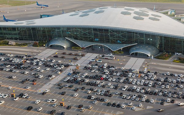 New record for passenger traffic by Heydar Aliyev International Airport