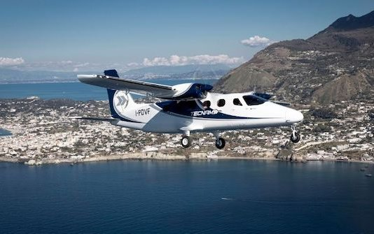 New retailer for TECNAM P2012 series - German Air Alliance