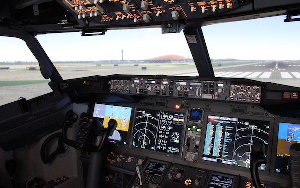 New Spain Pilot Training Centre welcomes Boeing 737 MAX 8 Full Flight Simulator