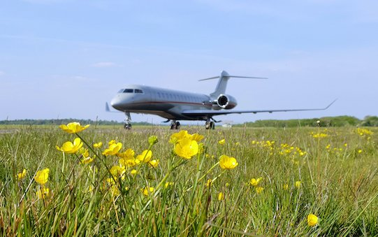 New sustainable biofuel partnership - VistaJet & SkyNRG