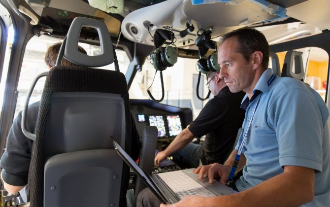 New training capabilities launched for crews and maintainers of Airbus helicopters