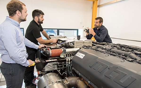 New Training Center for MTU Series 1600 PowerPacks inaugurated In UK