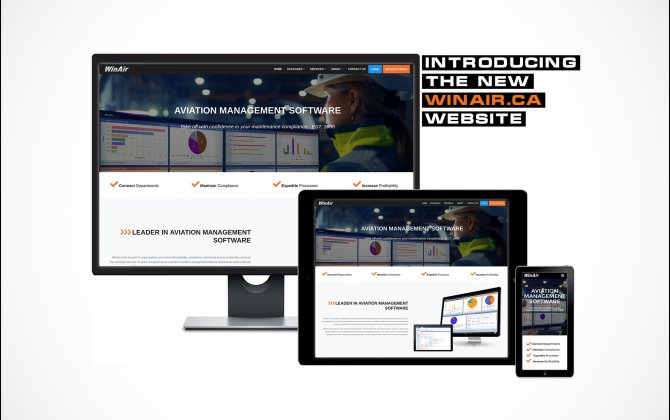 New Website for Operators, Heliops, MROs, and CAMOs launched by WinAir
