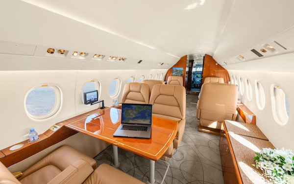 Newcomer in Vertis Aviation mid-range charter fleet