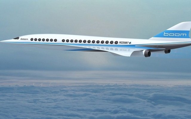 Next-gen supersonic jet travel on cards – at business-class fares