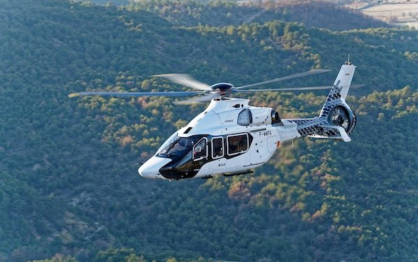 Next-generation H160 receives JCAB approval