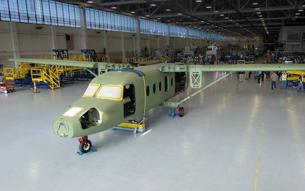 Next phase of Cessna SkyCourier development begins