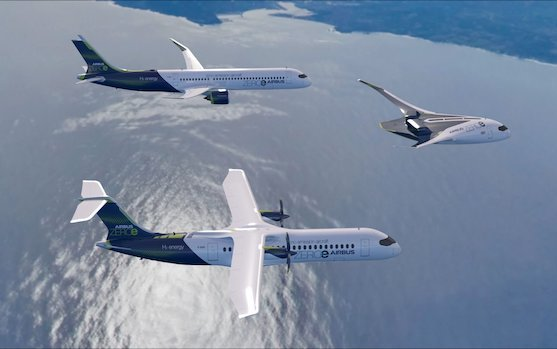 Next step in Zero-Emission Development - Airbus establishes centres in Germany and France