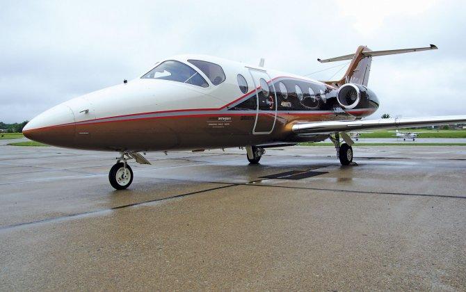 Nextant Aerospace Reaches Significant 400XTi Milestone