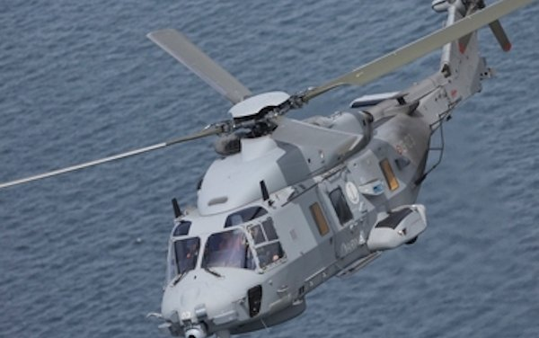 NH90 Qatar contract now effective. Order booked. Advance payment received. 2018 Group Guidance confirmed