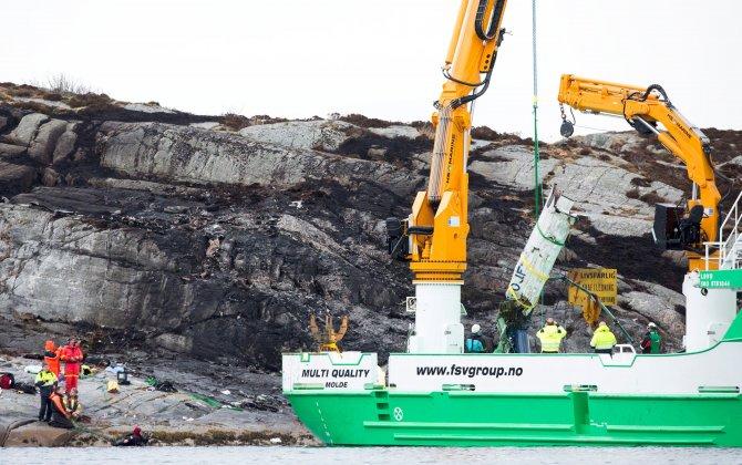 'No fatigue failure' found so far in Norway H225 crash